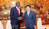Hà Nội mong muốn tiếp tục nhận được hỗ trợ về tài chính từ Ngân hàng Thế giới