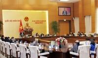 Ủy ban Thường vụ Quốc hội thảo luận dự án Luật Giáo dục (sửa đổi) và Luật Kiến trúc