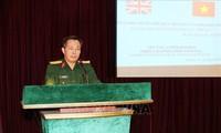 Việt Nam và Anh trao đổi chuyên môn về phòng chống bạo lực tình dục