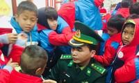 Tuổi trẻ Bộ đội biên phòng hoạt động vì an sinh xã hội, vì cuộc sống cộng đồng