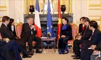 Chủ tịch Thượng viện Pháp Gérand Larcher: Không thể để kết thúc năm 2019 mà chưa thông qua được EVFTA