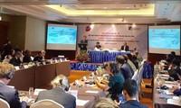 """Hội thảo quốc tế """"Việt Nam trong Hội đồng bảo an: Đối tác vì một nền hòa bình bền vững"""""""