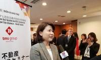 Giới chức và doanh nghiệp Nhật Bản đánh giá cao sức hấp dẫn của thị trường bất động sản Việt Nam