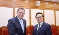 Thúc đẩy quan hệ Đối tác chiến lược giữa Việt Nam - Đức thực chất và sâu sắc hơn