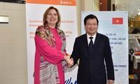 Thúc đẩy hợp tác Việt Nam - Hà Lan trong ứng phó biến đổi khí hậu
