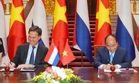 Việt Nam-Hà Lan nhất trí nâng cấp lên Đối tác toàn diện
