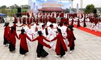 Giỗ tổ Hùng Vương - Lễ hội Đền Hùng năm 2019: Nhiều hoạt động đặc sắc phục vụ du khách