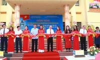 Phó Thủ tướng Thường trực Trương Hòa Bình dự Lễ khánh thành biểu tượng tri ân của học sinh miền Nam với nhân dân Vĩnh Phúc