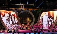"""Cầu truyền hình """"Nguồn sáng dẫn đường"""" nhân 50 năm thực hiện Di chúc của Chủ tịch Hồ Chí Minh"""