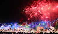 Giỗ Tổ Hùng Vương - Lễ hội Đền Hùng 2019: Lung linh sắc màu lễ hội dân gian đường phố