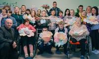 Du học sinh Việt Nam tại Nga tích cực tham gia hoạt động thiện nguyện