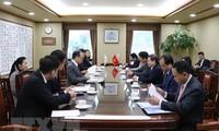 Việt Nam và Hàn Quốc tăng cường hợp tác trong lĩnh vực kiểm sát