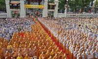 Ủy ban Trung ương MTTQ Việt Nam chúc mừng Đại lễ Phật đản lần thứ 16
