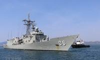 Hai tàu Hải quân Hoàng gia Australia thăm Việt Nam