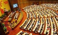 Kỳ họp thứ 7 Quốc hội khóa 14 khai mạc ngày 20/5