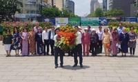 Doanh nhân, trí thức kiều bào thành phố Hồ Chí Minh tưởng nhớ Hồ Chủ tịch