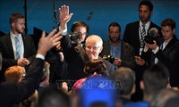 Điện mừng Australia tổ chức thành công cuộc Bầu cử Liên bang