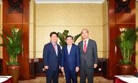 Thành phố Hồ Chí Minh tăng cường hợp tác du lịch với các địa phương của Hàn Quốc