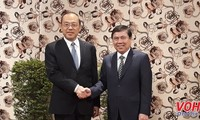 Tăng cường hợp tác giữa Thành phố Hồ Chí Minh và tỉnh Vân Nam, Trung Quốc