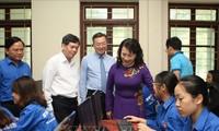 Đẩy mạnh học tập theo Chủ tịch Hồ Chí Minh trong thanh, thiếu niên, học sinh, sinh viên trong và ngoài nước