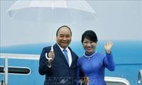 Thủ tướng Nguyễn Xuân Phúc đến Osaka, bắt đầu chuyến tham dự Hội nghị Thượng đỉnh G20