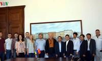Doanh nghiệp Việt Nam tìm kiếm cơ hội kinh doanh tại thị trường Ucraina