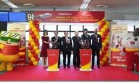 Vietjet mở đường bay Thành phố Hồ Chí Minh - Tokyo