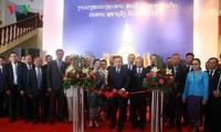 Đại sứ quán Việt Nam tại Lào dự Lễ cầu phước Chủ tịch Souphanouvong