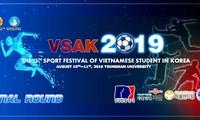 Sắp diễn ra Đại hội Thể dục thể thao 2019 của Hội Sinh viên Việt Nam tại Hàn Quốc