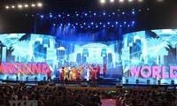 Đại nhạc hội ASEAN - Nhật Bản - hướng tới sự hợp tác cùng phát triển vì một thế giới hòa bình trong thời đại mới