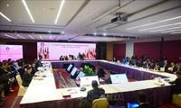 Các Bộ trưởng Ngoại giao ASEAN thảo luận nhiều vấn đề khu vực