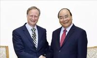 Thủ tướng Nguyễn Xuân Phúc tiếp Đại sứ, Trưởng Phái đoàn Liên minh châu Âu tại Việt Nam