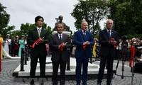 Vườn hoa ở Nga được mang tên Chủ tịch Hồ Chí Minh