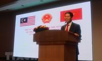 Việt Nam và Malaysia còn nhiều dư địa để tiếp tục mở rộng quan hệ hợp tác