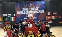 Đội tuyển Việt Nam dẫn đầu giải vô địch đá cầu thế giới lần thứ 10