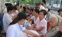 Во Вьетнаме открылся Спортивно-культурный праздник для пожилых людей