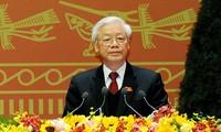 В Ханое завершился 12-й съезд Коммунистической партии Вьетнама