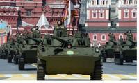 На Красной площади прошел военный парад в честь Дня Победы