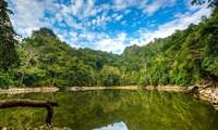 Озеро Бабе – крупнейшее во Вьетнаме естественное водохранилище