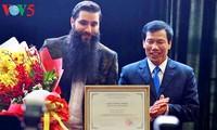 Режиссёр фильма «Конг: остров черепа» стал послом туризма Вьетнама