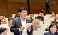 Национальное собрание СРВ рассмотрело социально-экономическую ситуацию в стране