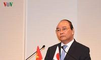 Премьер Вьетнама Нгуен Суан Фук завершил официальный визит в Японию