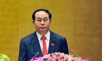 Письмо президента Чан Дай Куанг по случаю праздника середины осени