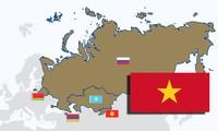Краски русскоязычных стран во Вьетнаме: Евразийский экономический союз