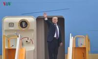 Президент США Дональд Трамп завершил государственный визит во Вьетнам