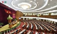 В Ханое прошел первый день работы 7-го пленума ЦК КПВ 12-го созыва
