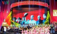 Отмечается 70-летие со дня призыва Президента Хо Ши Мина к патриотическим соревнованиям