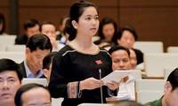 Нацсобрание СРВ рассмотрело законопроект о внесении поправок и дополнений в Закон об образовании