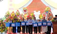 Премьер Вьетнама принял участие в праздновании Дня инвалидов войны и павших фронтовиков