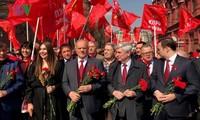149-я годовщина со дня рождения Владимира Ильича Ленина